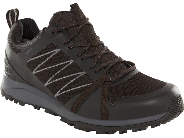 The North Face Litewave Fastpack II GTX Shoes Men TNF black/ebony grey